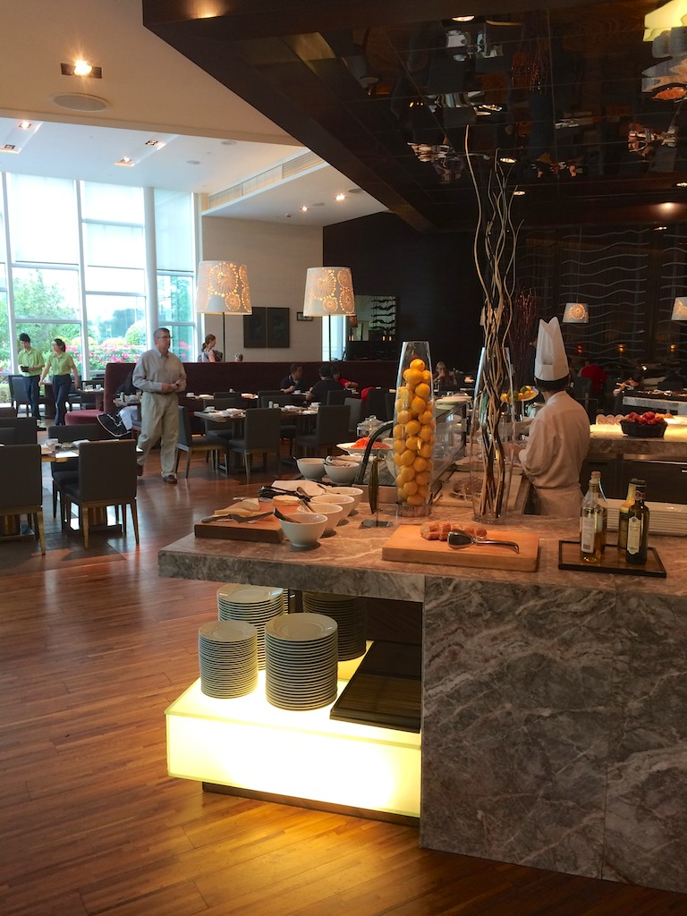 7 Hyatt Regency Sha Tin - Breakfast
