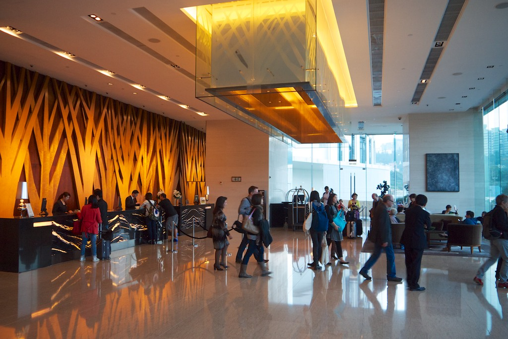 6 Hyatt Sha Tin - Lobby | Point Hacks