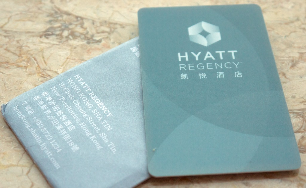 3 Hyatt Sha Tin Keys | Point Hacks