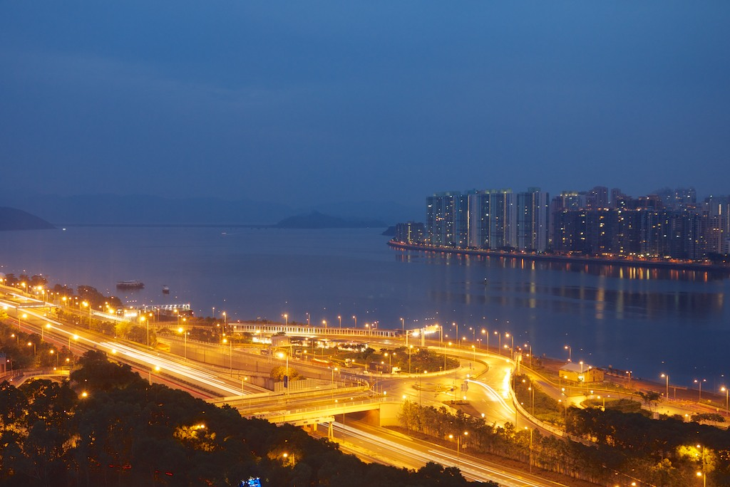 2 Hyatt Sha Tin View