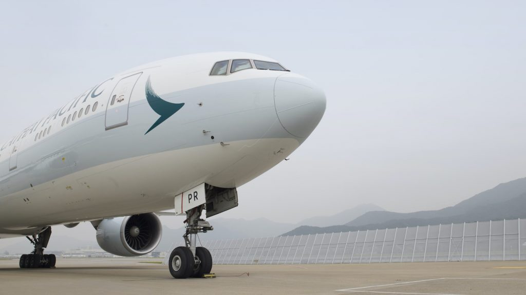 A beginner's guide to using frequent flyer points on Cathay Pacific flights