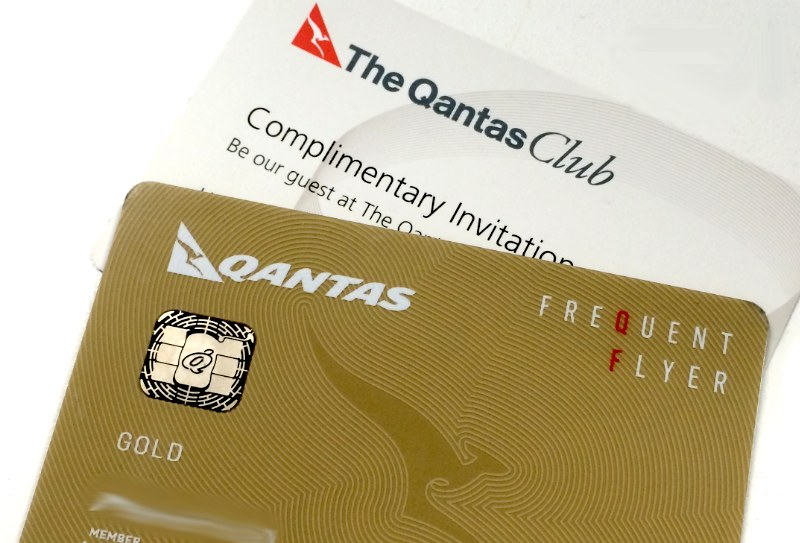 Qantas Frequent Flyer card | Point Hacks