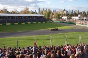 Using my Amex points for an F1 experience: SPG Moments package at the 2014 Melbourne Grand Prix