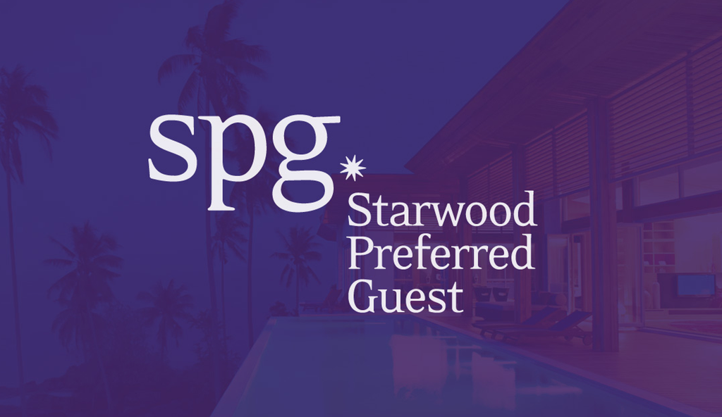 Starwood Preferred Guest (SPG) banner | Point Hacks