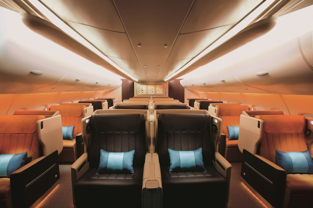 Singapore Airlines Business Class | Point Hacks