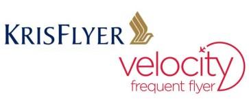 Velocity devalues transfer rate to KrisFlyer