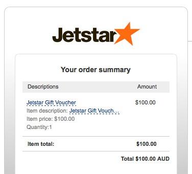Avoid Jetstar s Credit Card Fees 3