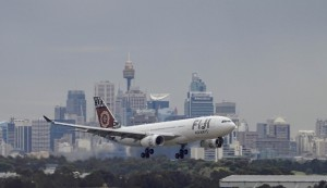 Fiji Airways A330 Business Class Review – FJ911 Sydney to Nadi