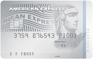 50,000 Membership Rewards Points with the American Express Platinum Edge Card