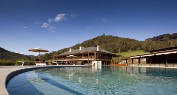The 5* luxury hotel a few hours from Sydney you may not have realised is available using points