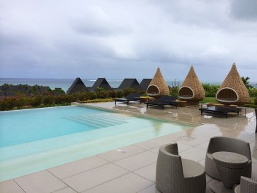 A contrasting experience – moving up in the world to stay at the Club InterContinental Fiji