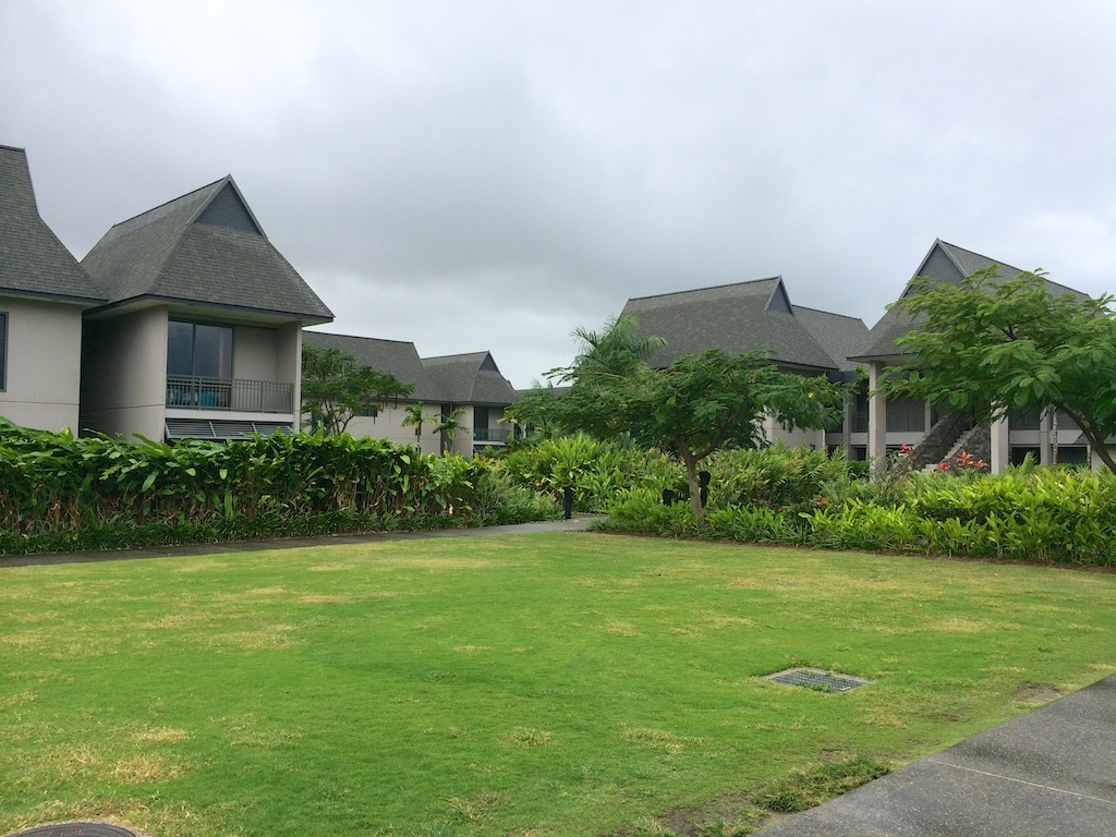 A contrasting experience - moving up in the world to stay at the Club InterContinental Fiji | Point Hacks