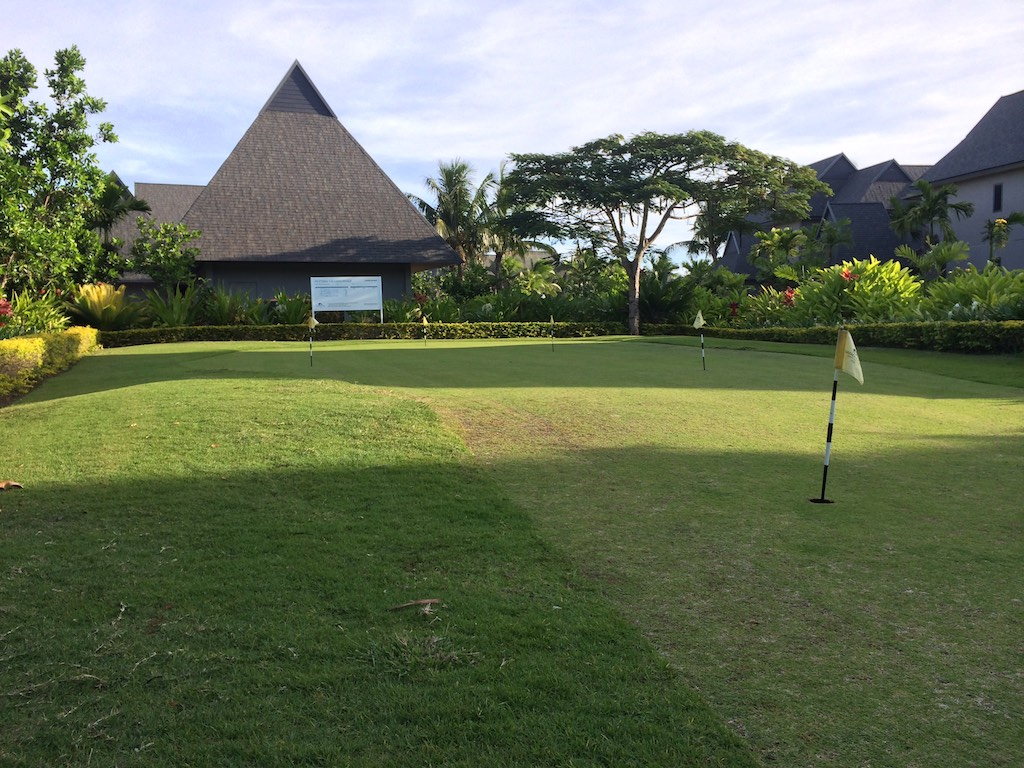 25 InterContinental Fiji Putting Green
