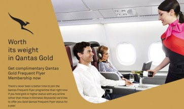 Qantas Gold Status match offer might be hackable to non-New Zealand residents