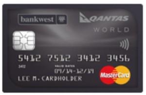 Bankwest Qantas World MasterCard Guide