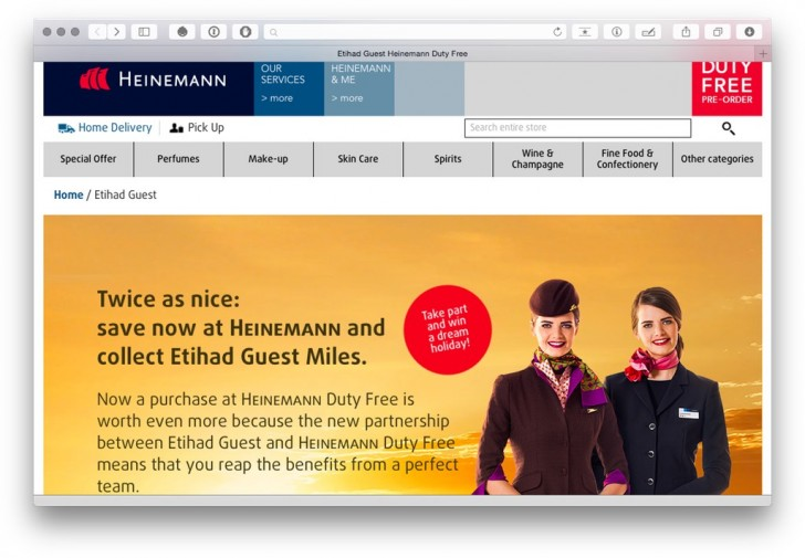 Earn Etihad Guest miles while shopping at Sydney Duty Free | Point Hacks
