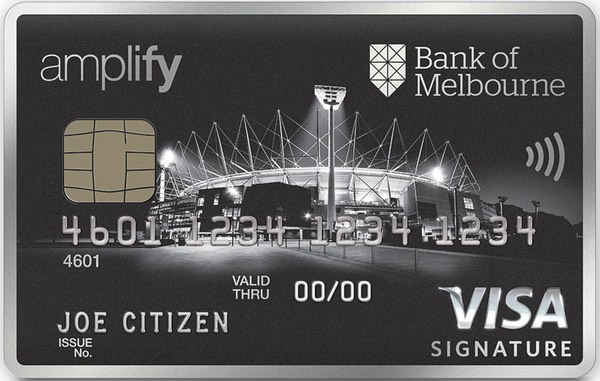 Bank of Melbourne Amplify Signature Visa