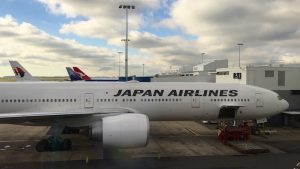 Review: Japan Airlines 777 First Class (Sydney – Tokyo)