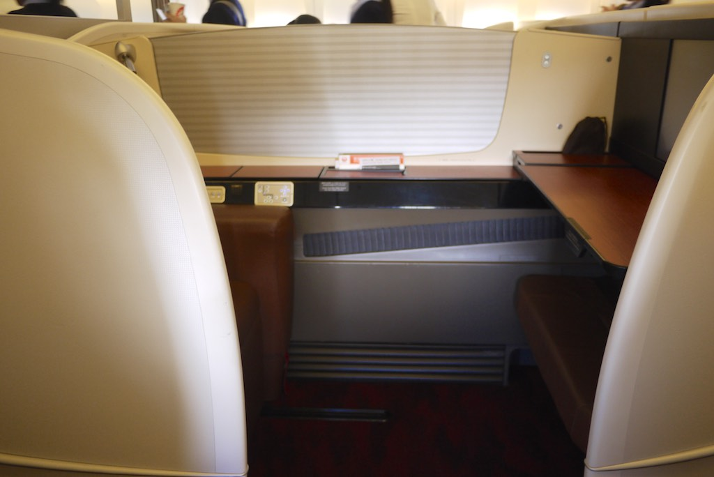 3 Japan Airlines First Class Cabin - JL772 - Sydney - Tokyo | Point Hacks