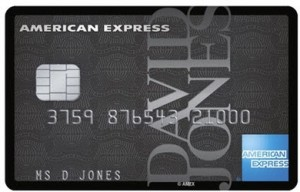 15,000 Membership Rewards or 7,500 Qantas Points with the David Jones American Express Card