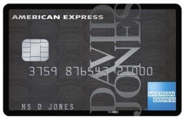 20,000 DJ Membership Rewards or 15,000 Qantas Points with the David Jones American Express Card