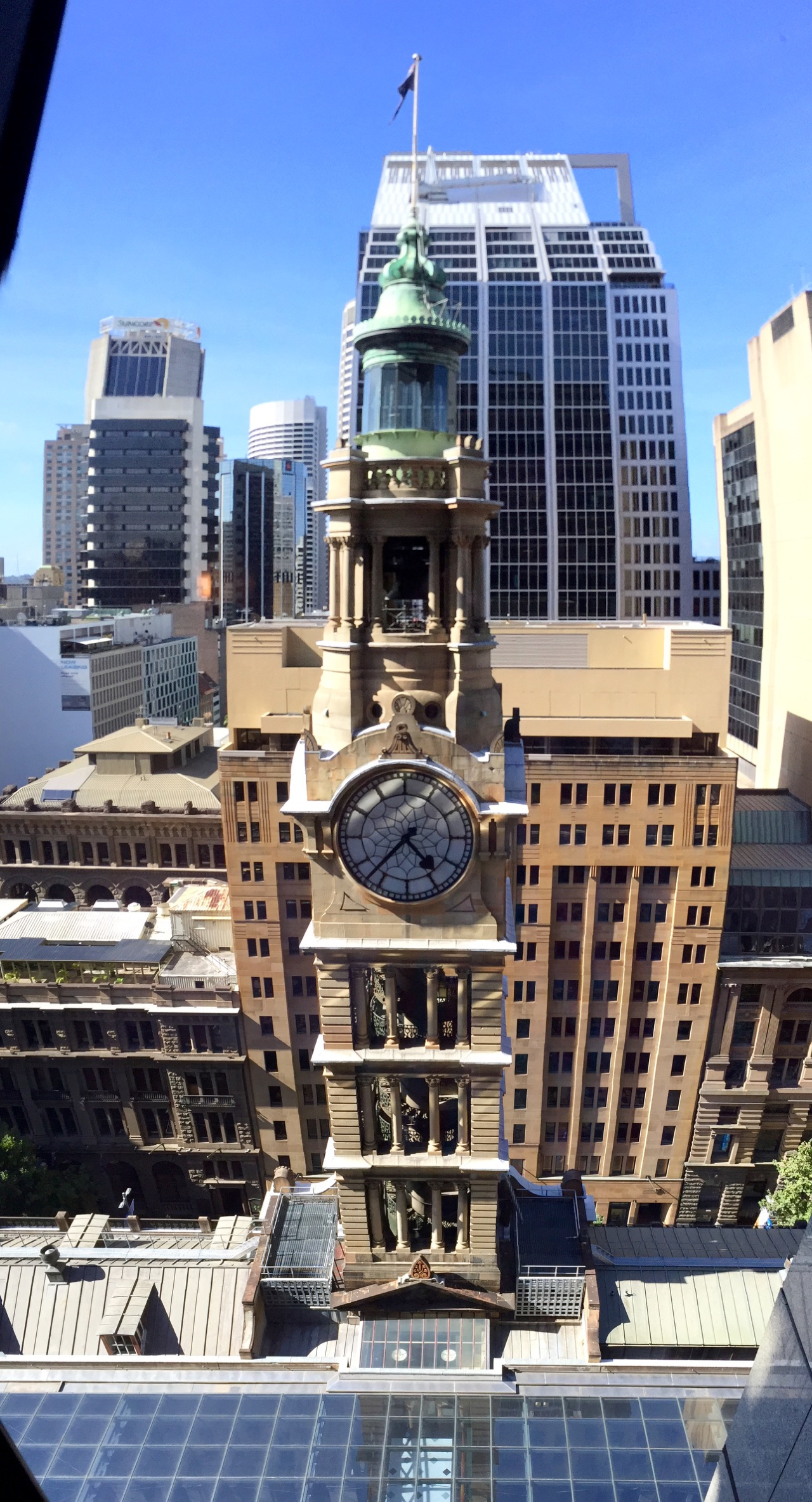 Westin Sydney Martin Place View (1)