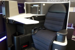 Virgin Australia's new long-haul Business Class seat –  a preview of what you'll find on their A330 & 777 range from late 2015