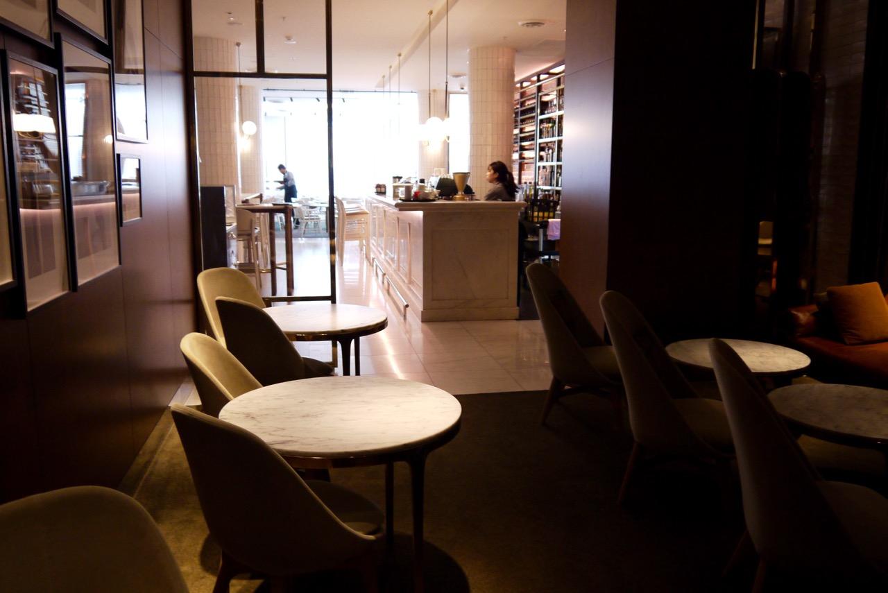 Sheraton Melbourne Lobby