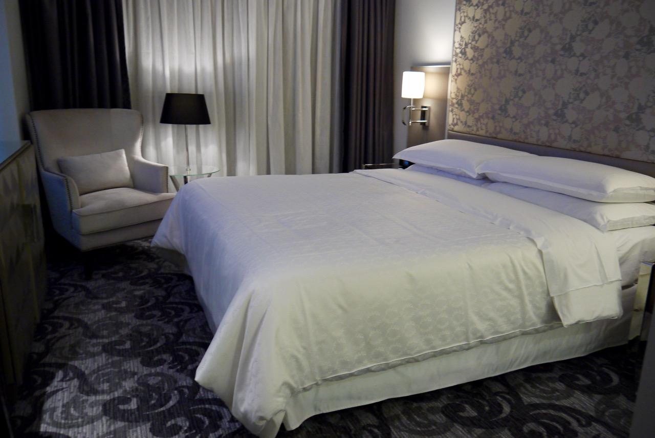 Sheraton Melbourne King Room