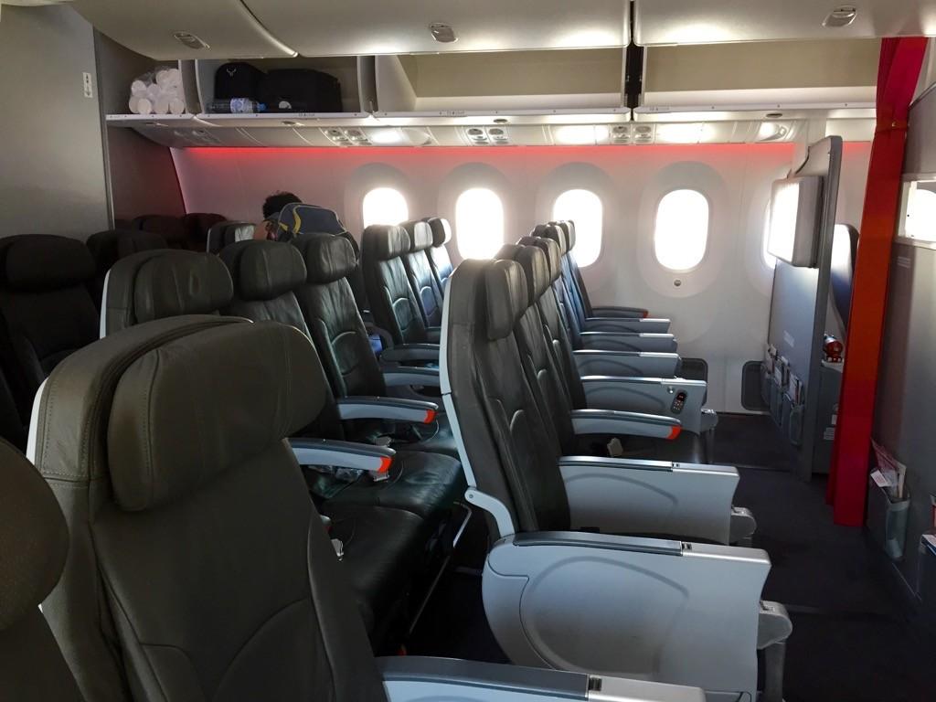 Jetstar 787 Economy Forward cabin