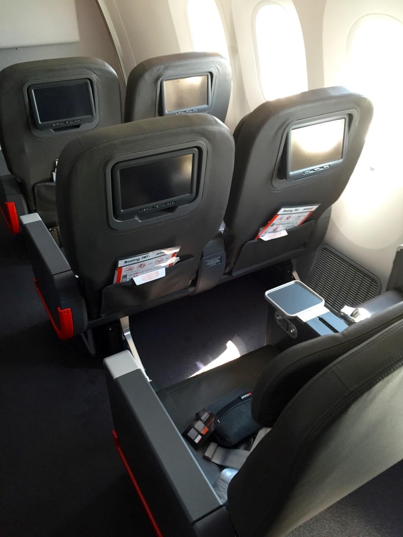Jetstar 787 StarClass - Business Class