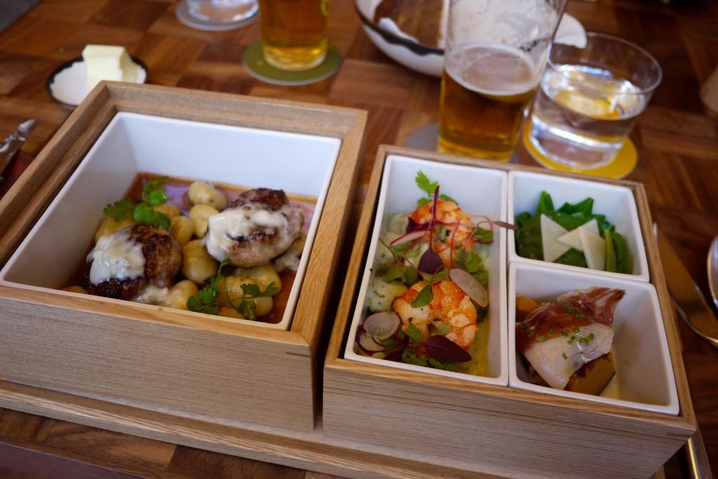 Lunch - Andaz Tokyo Toranomon Hills