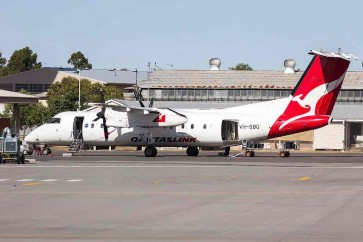 Jetstar to launch regional New Zealand flights using ex-Qantas Dash Q300 aircraft