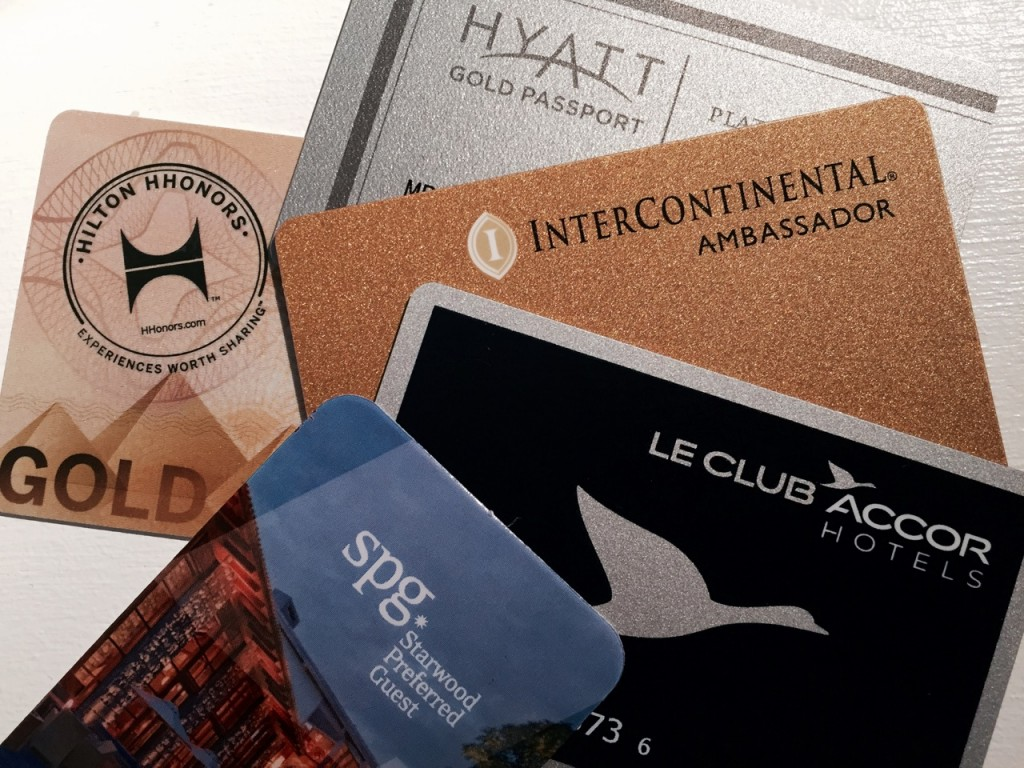 Hotel Loyalty Program cards | Point Hacks