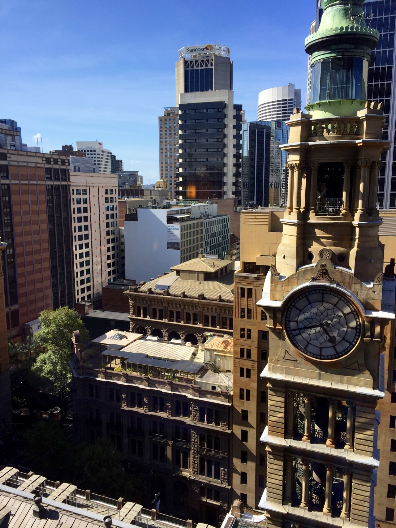 Westin Sydney Martin Place View (2)