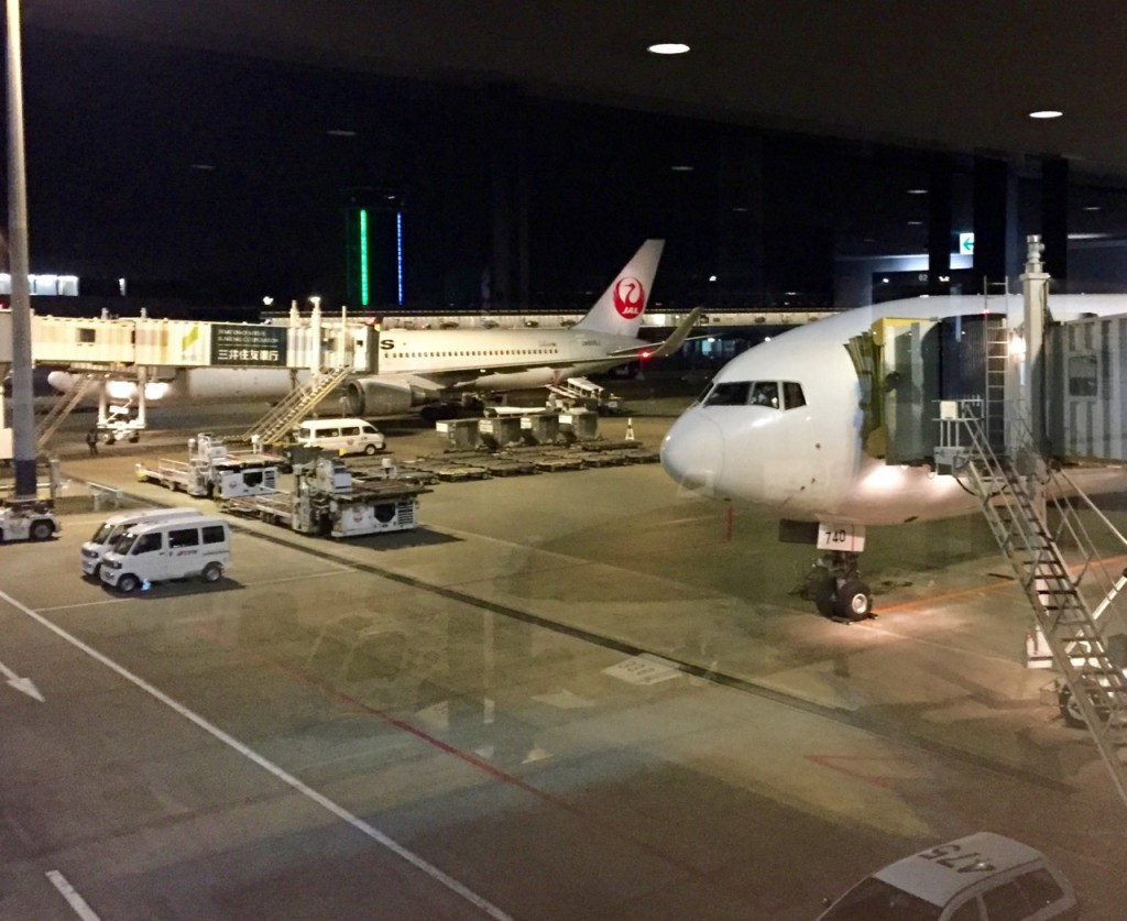 Japan Airlines First Class Review - JL771 Tokyo Narita to Sydney | Point Hacks