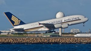 Singapore Airlines A380 Business Class Review – SQ232 Sydney – Singapore