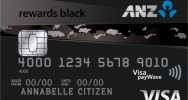 ANZ Rewards Black card | Point Hacks