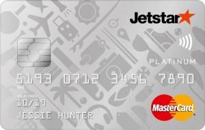 Jetstar's Platinum MasterCard reduces earn rate to 0.5 Qantas Point per dollar spend