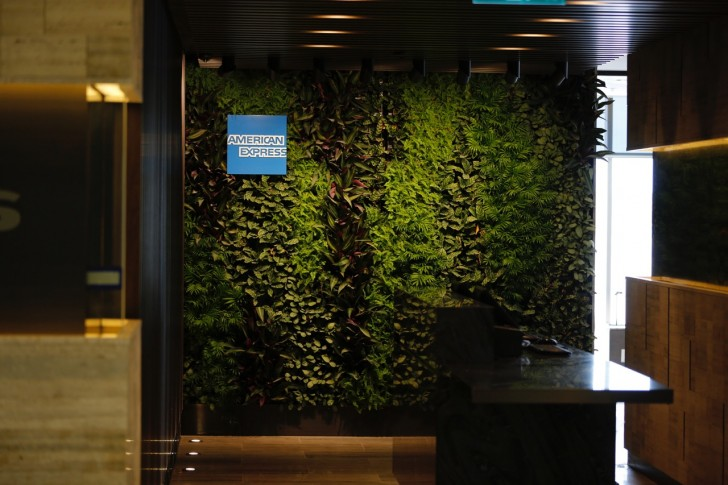 Entrance to the American Express Sydney Lounge | Point Hacks