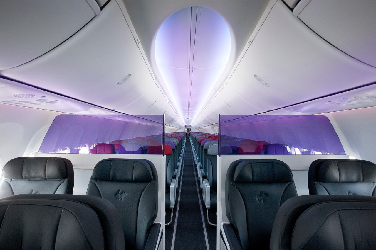 Virgin Australia 737 Business Class