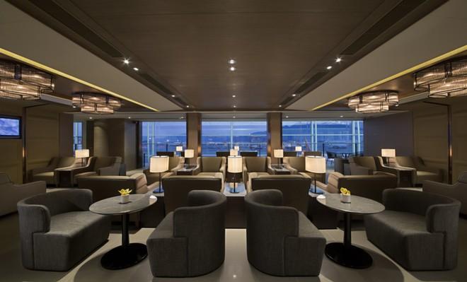 View of the Hong Kong Plaza Premium Lounge | Point Hacks
