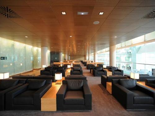 Sala VIP Pau Casals Barcelona 1