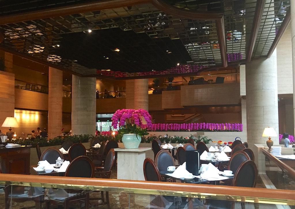 Sheraton Towers Singapore - Lobby & Breakfast (1) | Point Hacks