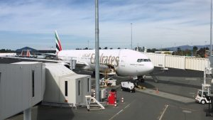 Emirates Business Class 777-300ER Review – EK419 Christchurch to Sydney