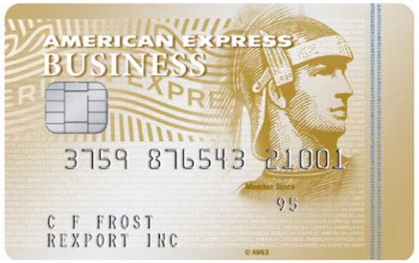 american express business accelerator credit card point hacks review - American Express Business Credit Card