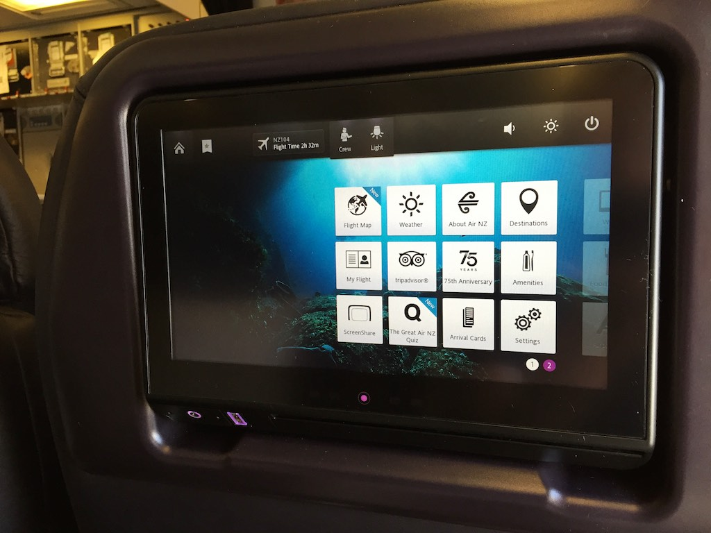 Air New Zealand Premium Economy 777 200 10 | Point Hacks