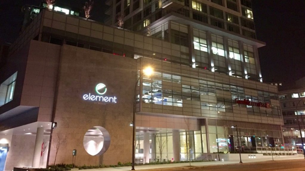 Element by Westin Vancouver Metrotown