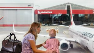 How to use Qantas' Status Hold program for new parents