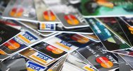 Pile of MasterCard and Visa cards| Point Hacks